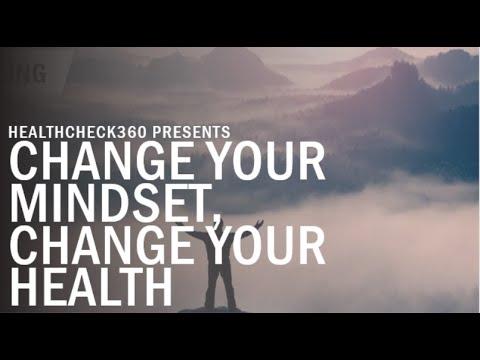 December Wellness Webinar - Change your Mindset, Change your Health