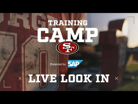Live Look In: Day 1 at #49ersCamp