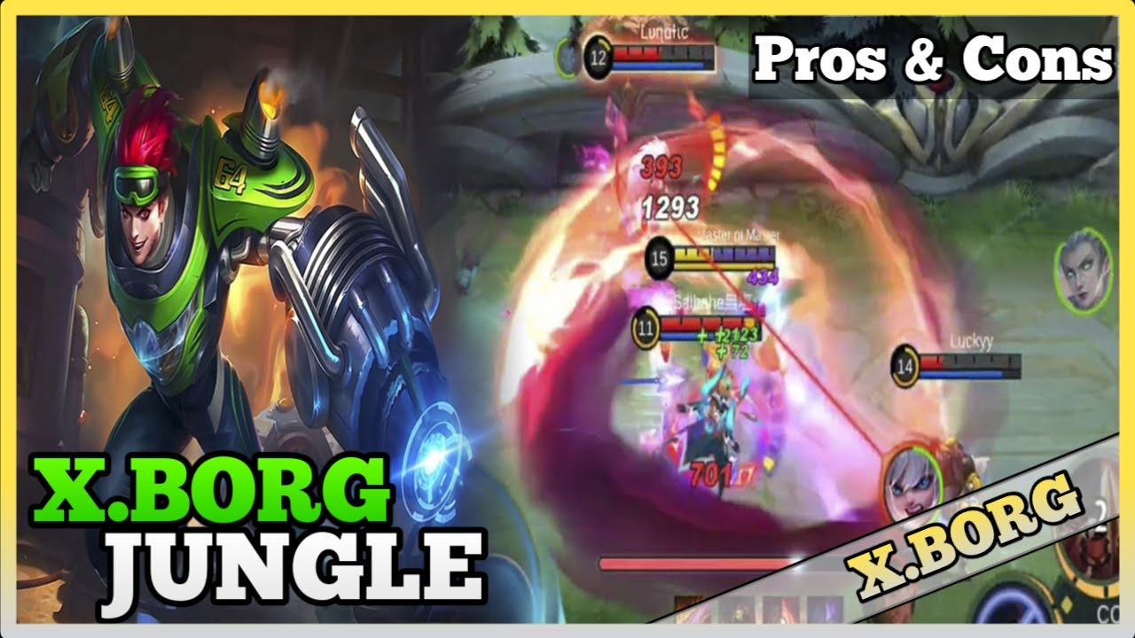 Download I Tried the Most Requested Xborg Jungle and Here's What You Need to Know | MLBB