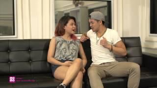 Vietnam Idol 2015 - Hà Nhi và Trọng Hiếu kêu gọi bình chọn qua ứng dụng Ví MoMo