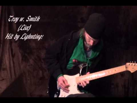 Troy Smith Performs Amazing Guitar Solo! Seeking Endorsements