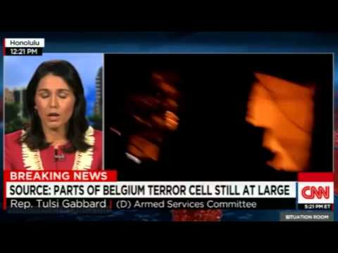 Tulsi Gabbard: Visa Waiver Program Of 'Great Concern' B/C It Allows Terrorists To Come To The US