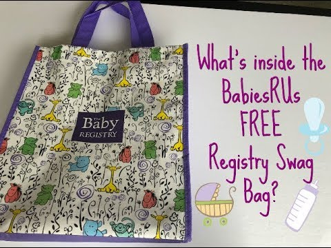 Babies R Us Registry - Free Gift | Canada 2018
