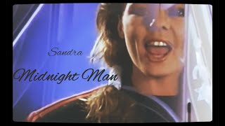 Sandra - Midnight Man (Official Video 1987)