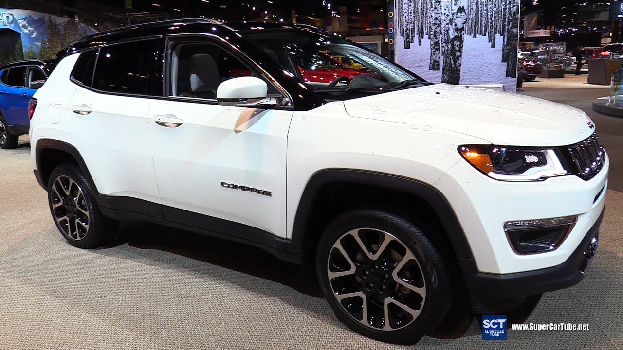 Jeep Compass 2019 Interior India