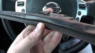 Отзывы о Nissan Qashqai щетки стеклоочистителя(Nissan Qashqai 1.6 cvt 2WD 2012 грустная история моего Кашкай. Я ни когда в своей жизни не испытывал такого негатива ни..., 2014-03-10T09:48:13.000Z)