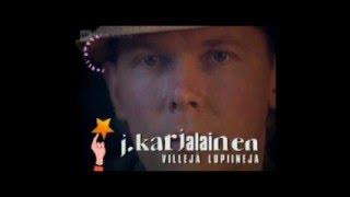 J.Karjalainen -villejä lupiineja-