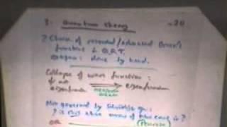 Cosmology, George Ellis | Lecture 4 Part 4