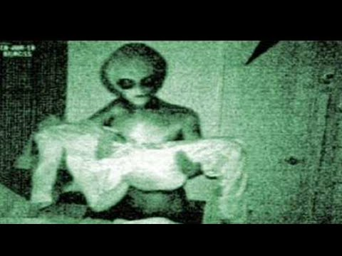 REAL Alien Caught on Video 2016