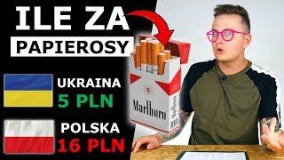 CENY NA UKRAINIE A W POLSCE - JAK TAM ŻYĆ?!