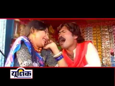 santosh thapa  mo no  9300610835,  song- main albela panwala babu