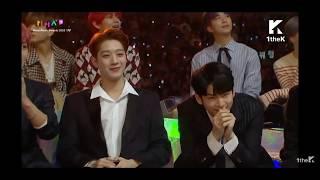 181201 Na Haeun  Boy Group Dances Melon Music Awards 2018