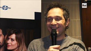Intervista a Claudio Santamaria - E' arrivata la felicità