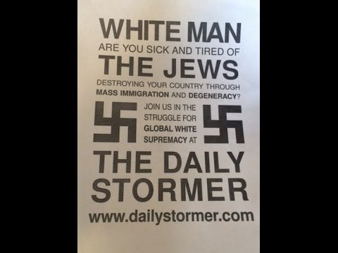 Hackers Hijack Neo-Nazi Website The Daily Stormer, Say They'll Shut It Down in ...
