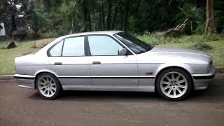 Eri Airlangga Review on a '95 BMW E34 520i M50