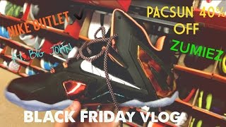 BLACK FRIDAY MADNESS! NIKE OUTLET! PACSUN! ZUMIEZ! CRAZY DEAL! Thumbnail