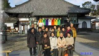名古屋七福神巡り 2012.01.27
