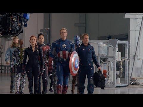 Filming Avengers: Endgame #2
