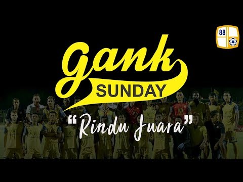 Lagu BARITO PUTERA Bikin MERINDING !!! Gank Sunday - RINDU JUARA #BaritoPuteraJuara