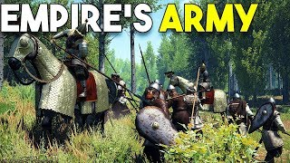 Army Of The Empire - Mount and Blade II Bannerlord