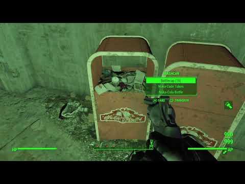 Fallout 4 stars nuka world DLC |