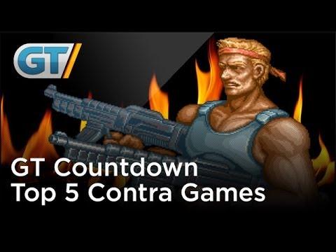 Top 5 Contra Games