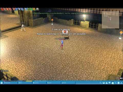 Mabinogi - Fire-Counter Pet AI