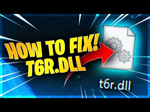 How To Fix T6r.dll (Missing File) On Black Ops 2 Plutonium! (100% WORKS)