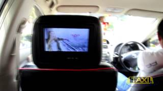 NCDs TV Program ads in taxi by Taximedia Thailand Thumbnail