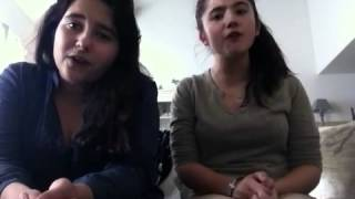 Wings - Little Mix (cover) Charlotte et Marie