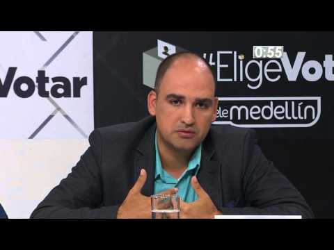 Candidatos a la Alcaldía de Bello cuestionaron falta de César Suárez al Debate[Noticias]TeleMedellin