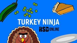 Turkey Ninja - Virtual Fitness (Get Active Games)