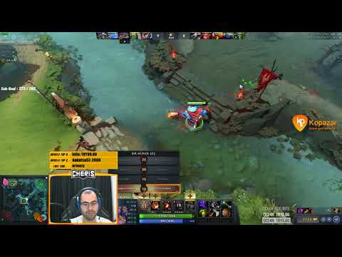Mid Carry Ogre Gameplay 4v5 +25 Kill w / İhsan , Maritime