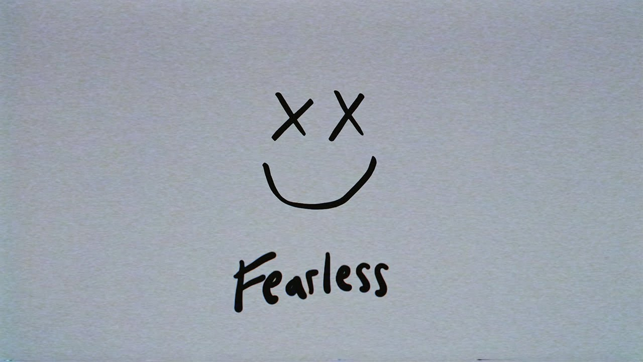 Download Louis Tomlinson - Fearless (Official Lyric Video)