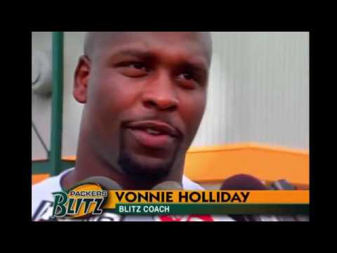 PACKERS BLITZ CAMP - WITI SPORTS PROMO #1