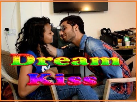 Dream Kiss |  Watch the awesome kissing video till the end n enjoy the hidden moment.