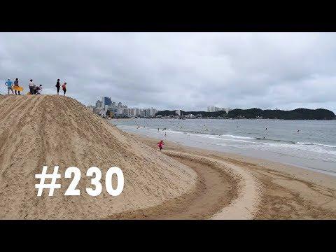 VLOG #230 ON VA VOIR LA MER À POHANG!