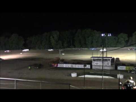 Butler Motor Speedway Street Stock Feature 8/6/16