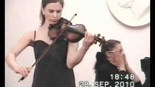Camille Saint-Saëns - Introduction et Rondo Capriccioso, Daria Ziatdinova