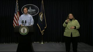 Gov. Andy Beshear March 22 5:00 Pm Update | Coronavirus | Ket