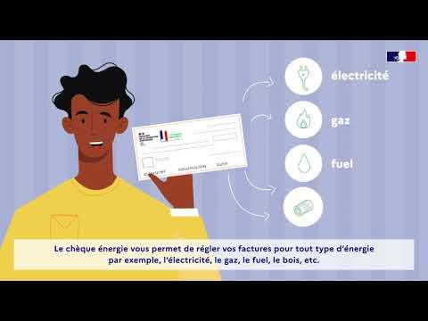 Chèque énergie : comment l'utiliser ?