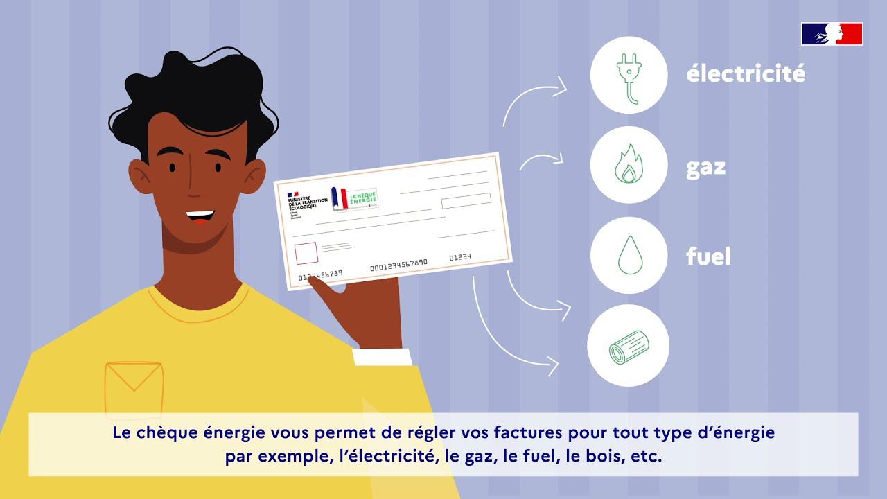 BOURGOGNE-FRANCHE-COMTE - 234 000 foyers ont bénéficié du chèque énergie