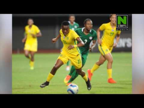 Nigeria's Super Falcons Defeat South Africa in AWCON 2016