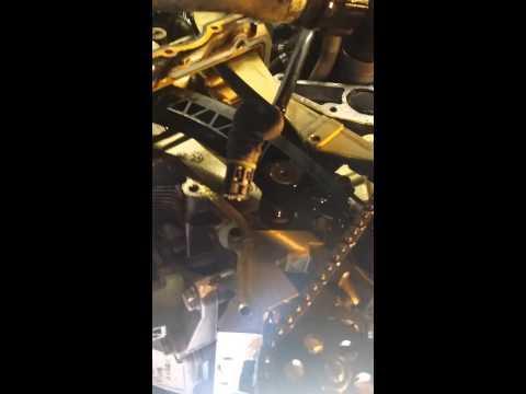 BMW N62 ENGINE OIL LEAK