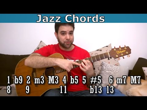 Finally Understanding Jazz Chords - Guitar Lesson Tutorial