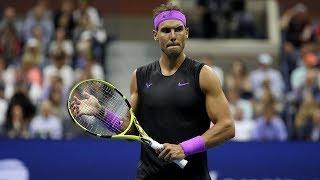 Nadal's US Open Inspiration