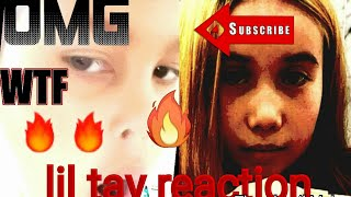 Lil Tay Reaction Vedio