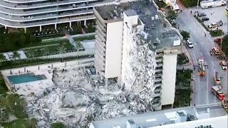 video: British mother reported among missing in Miami building collapse