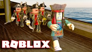 THESE PIRATES ARE AFTER ME! | Roblox Death Run EVENT!!!