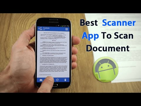 Best And Free Scanner App For Android    CamScanner Alternatives In 2020    Multi Academy